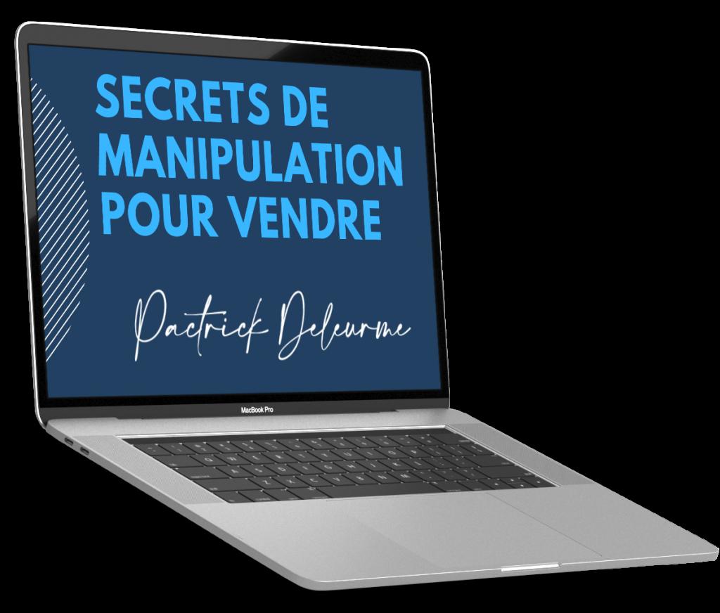 Secrets de manipulation pour vendre